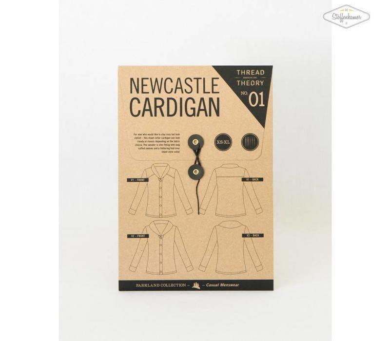 Thread Theory - Newcastle Cardigan