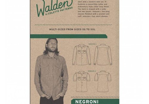 Walden Patterns Negroni