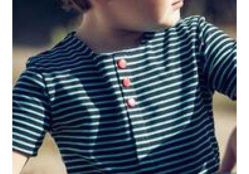 Zonen09 Billie Patroon T-shirt (1-16 jaar)
