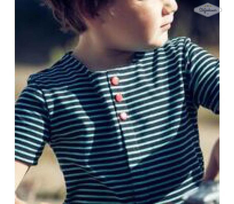 Billie Patroon T-shirt (1-16 jaar)