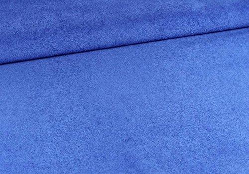 De Stoffenkamer Badstof Koningsblauw