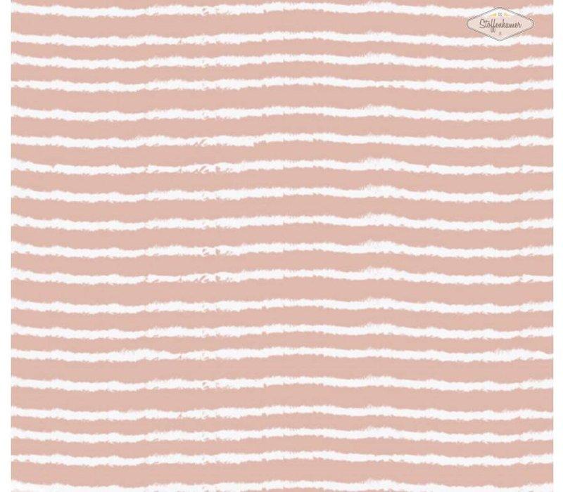 Lines dusty pink - Elvelyckan Design