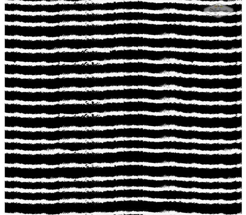 Lines black & white - Elvelyckan Design