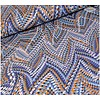 De Stoffenkamer Tricot Abstract multicolor