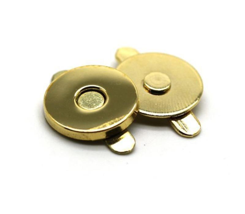 Magneetsluiting Goud