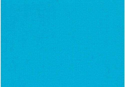 De Stoffenkamer Babyribfluweel Turquoise