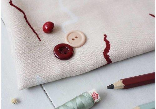 Atelier Brunette Graphite Rose