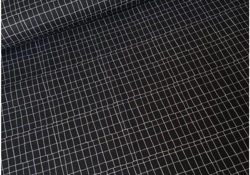 Dear Stella grid black