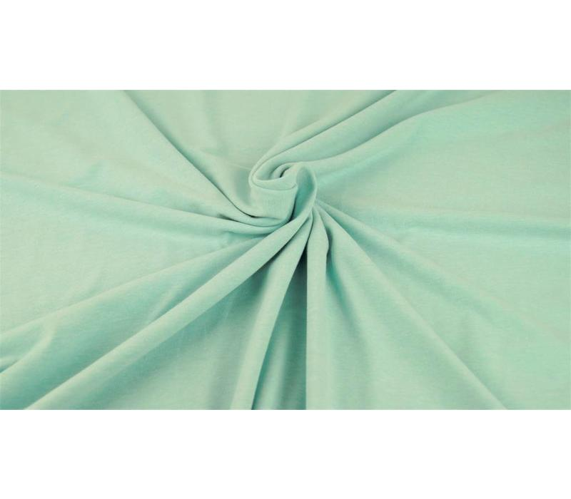 Effen tricot Turquoise-Mint