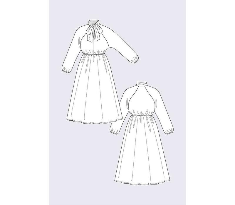 Stella Raglan Shirt // Dress