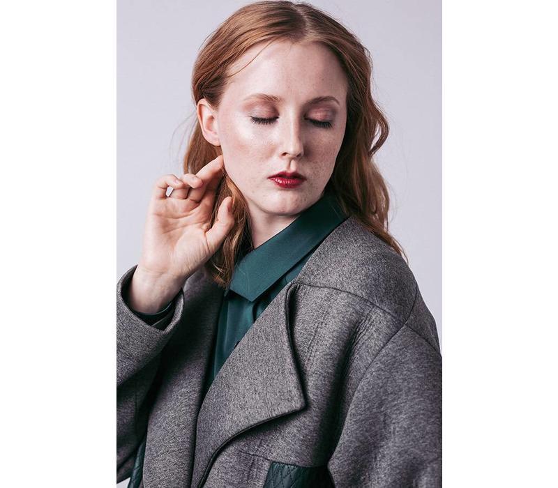 Gaia Quilted Coat