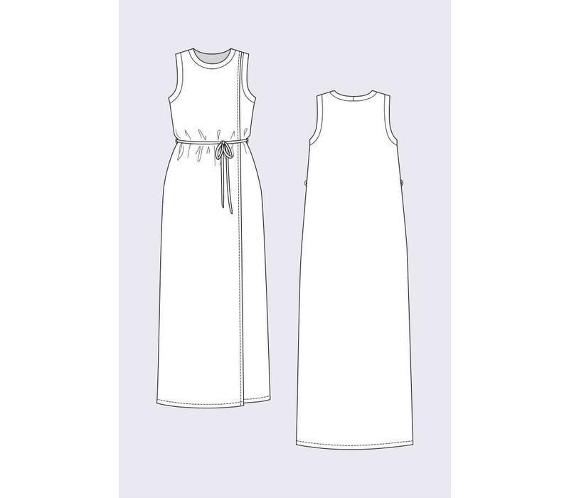 Anneli Double Front Dress // Shirt