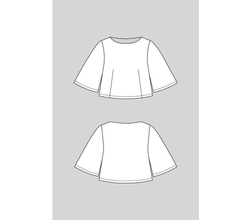 Lexi A-Line Dress // Shirt