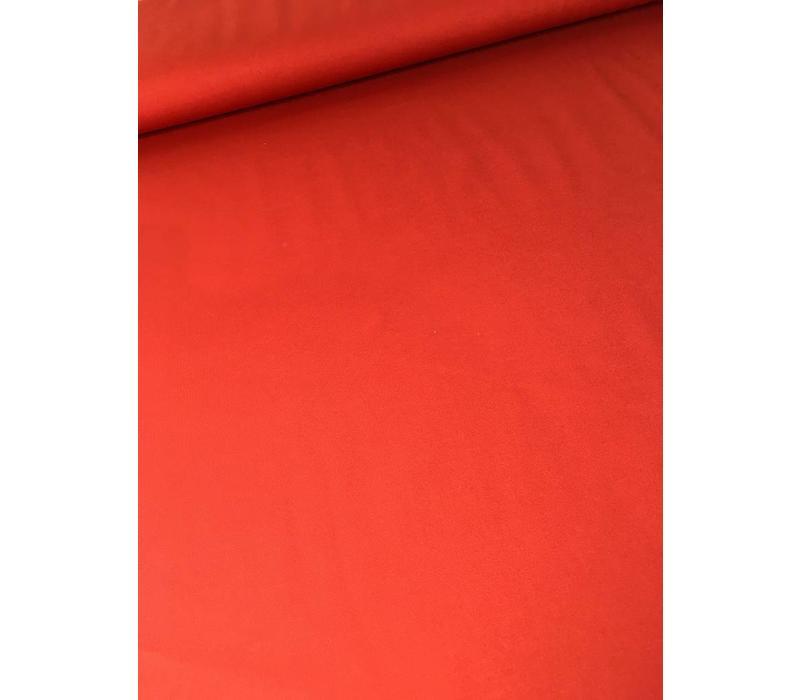 Extra dik tricot Gebrand Oranje