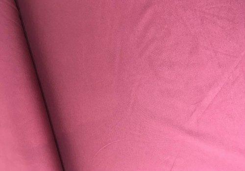 De Stoffenkamer Extra dik tricot Oudpaars