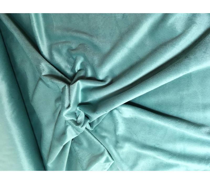 Wellness Fleece grijsgroen
