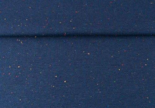 De Stoffenkamer Boordstof multi blue