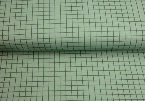 Stenzo BIO Tricot Stenzo Grid Sage