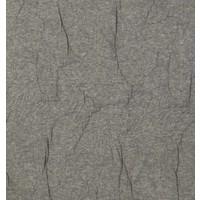 Sweaterstof met relief Grijs Melé