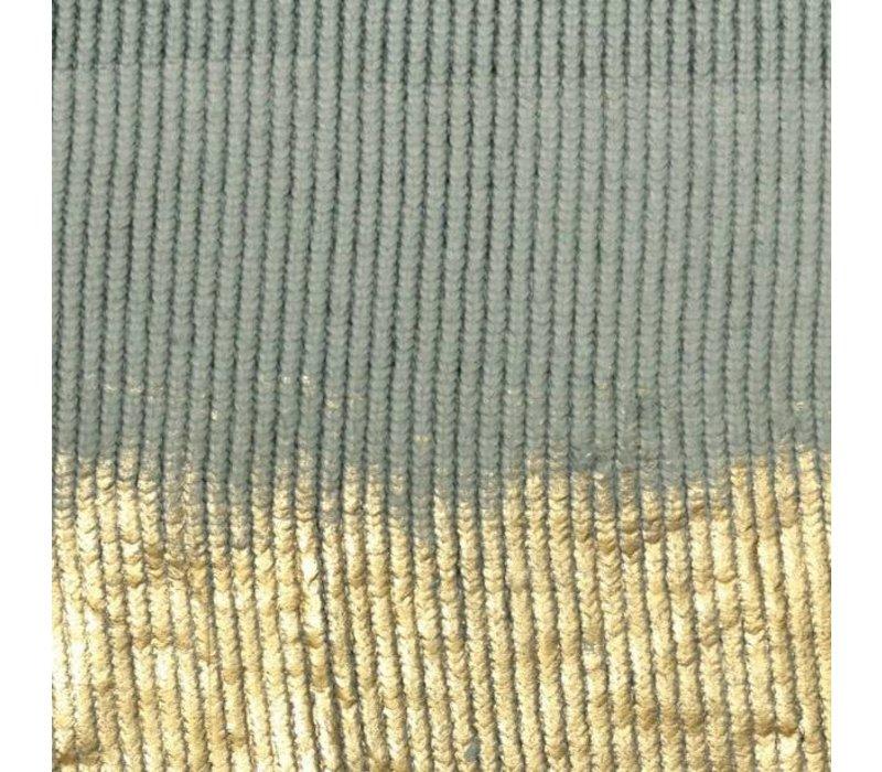 Weave Mohair Green Gold