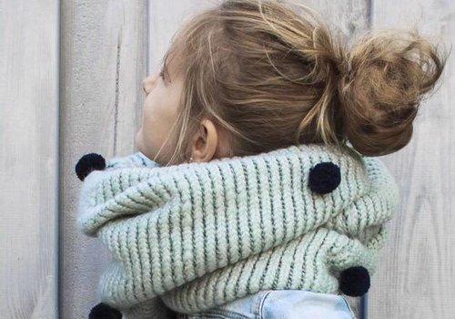 Lotte Martens Weave Mohair Green Uni
