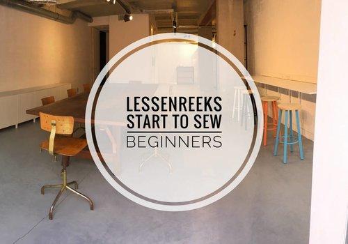 Cursus naaien voor beginners