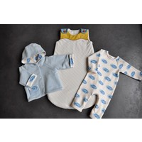 Naaien voor de baby: One To Hug of lua Di. 29/05