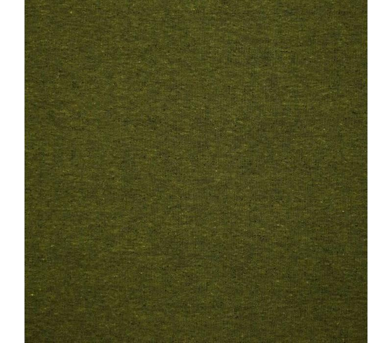 Mele sweaterstof Khaki