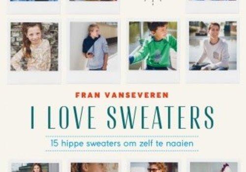 I love sweaters boek