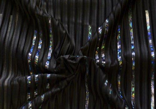 Lotte Martens Lotte Martens - Semi plissé Kousa Black