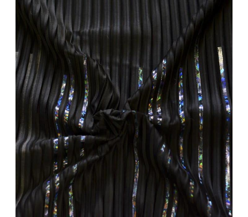 Lotte Martens - Semi plissé Kousa Black