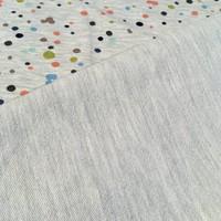 Sweater Tricot confetti grey