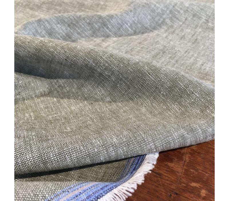 Linen Mix Washed Sage
