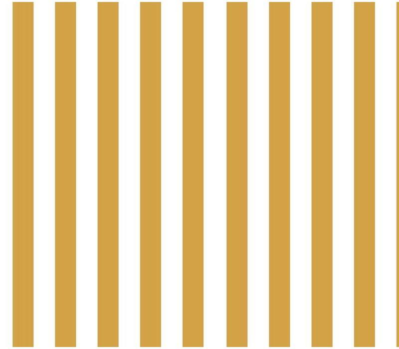 Vertical Stripes Oker - Elvelyckan Design