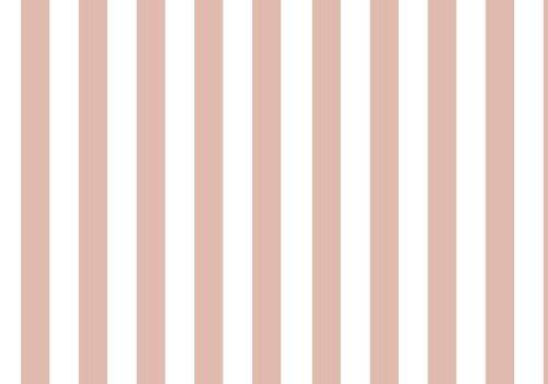 Elvelyckan Vertical Stripes Pink - Elvelyckan Design PRE ORDER WEEK 12/03!