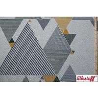 Stepper Dreiecke Sweater - Lillestoff