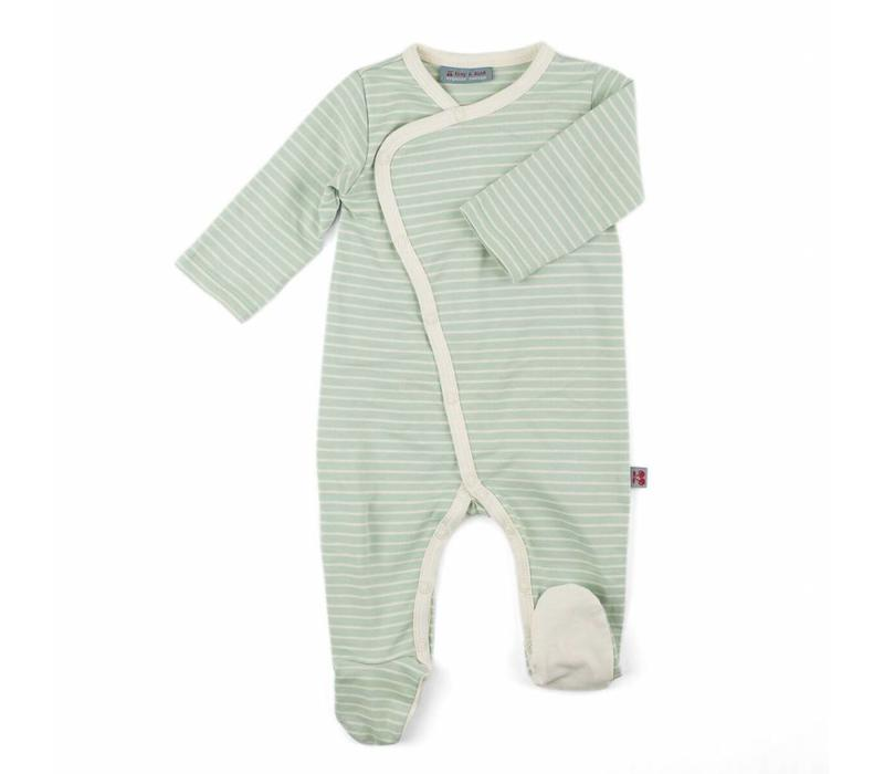 Tricot Froy & Dind Stripes Mint