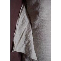 Washed Linen French Clay Beige
