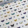 De Stoffenkamer Stevige katoen Butterflie