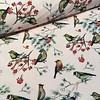 De Stoffenkamer Softshell Pink Birds