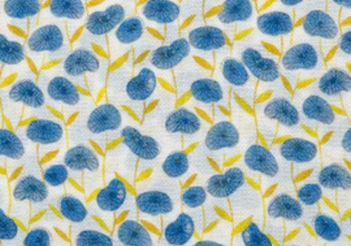 De Stoffenkamer Double gauze flowers
