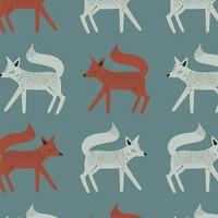 Capsule Campsite Foxes