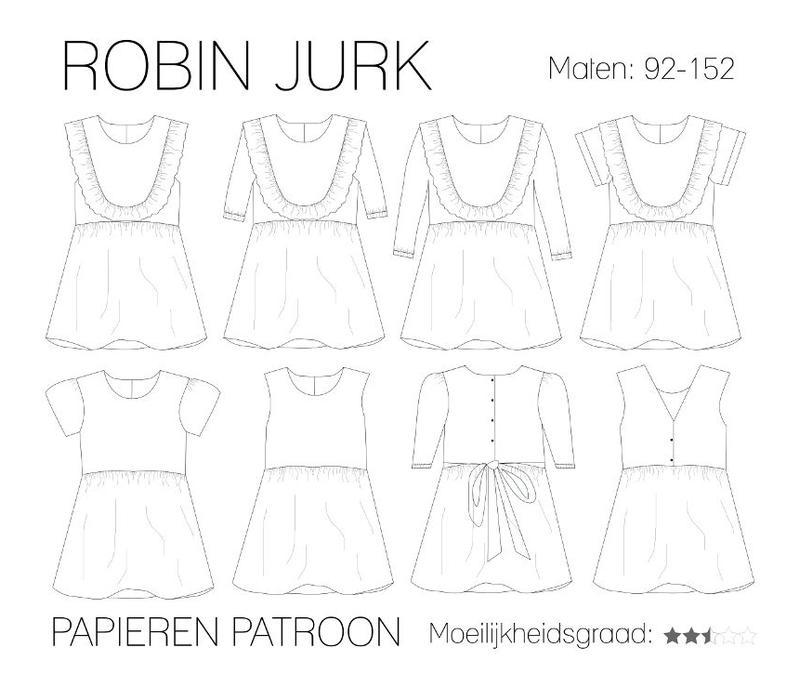 Robin Dress Oekeboeleke