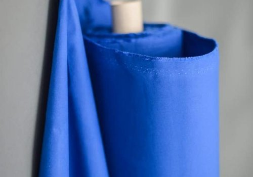 De Stoffenkamer DRY Oilskin Royal Blue