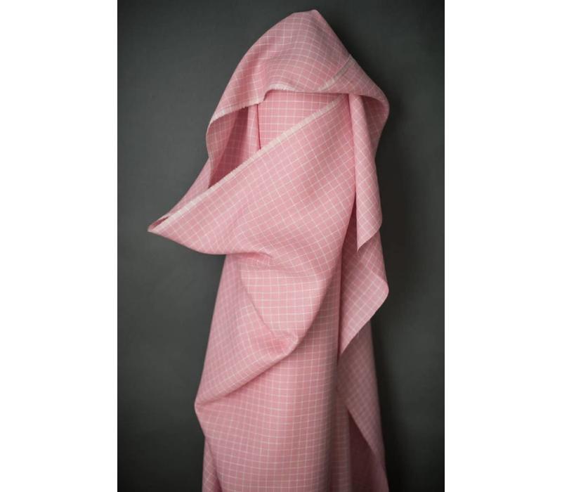 Lawn Pink Irish Linen