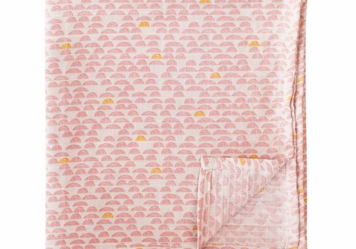 Trixie/Les Rêves Pebble Pink Tetra Muslin