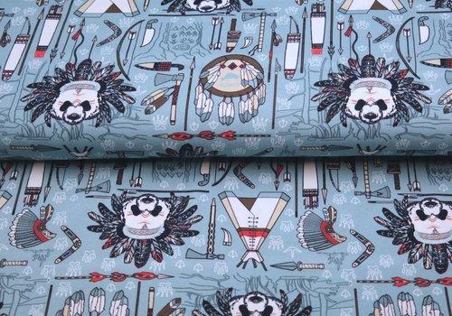 Stenzo BIO Tricot Stenzo squaw panda
