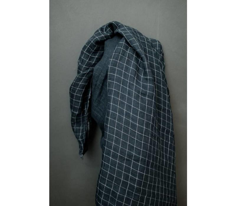 Washed Linen Jacobs Checks