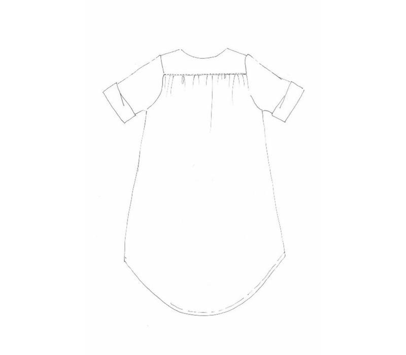 The Dress Shirt Pattern