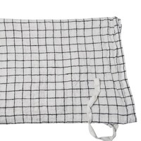Linnen theedoek Linge Particulier White Checks